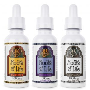 Roots of Life CBD Drops 1000mg
