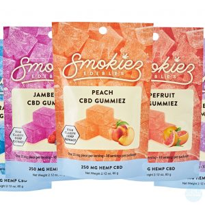 Smokiez CBD Gummiez 250mg