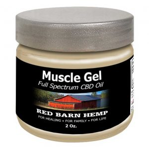 Red Barn Hemp Muscle Gel
