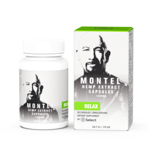 Montel by Select Capsules 50mg each