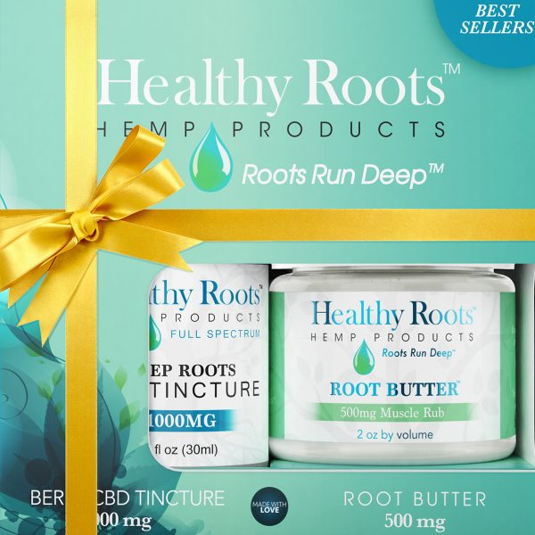 Healthy Roots Holiday Budle