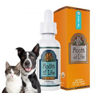 Roots of Life CBD Pet Drops 1000mg