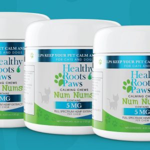 Healthy Roots Paws Num Nums Calming Chews