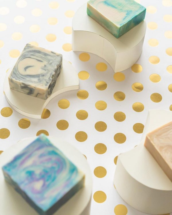 Healthy Roots CBD Soap Bars - Variety