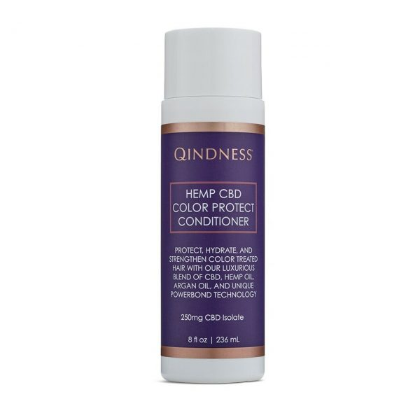 QINDNESS Hemp CBD Color Protect Conditioner 250mg