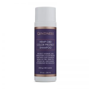 QINDNESS Hemp CBD Color Protect Shampoo 250mg
