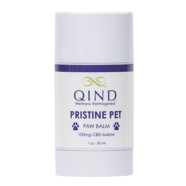 QIND Pristine Pet CBD Paw Balm 100mg