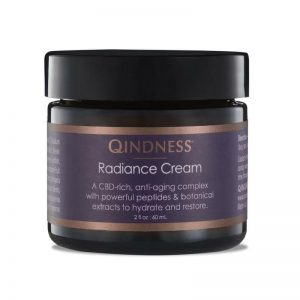 QINDNESS Radiance Cream CBD 186mg